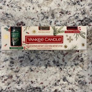 Yankee Candle Minis Holiday 3-Pack